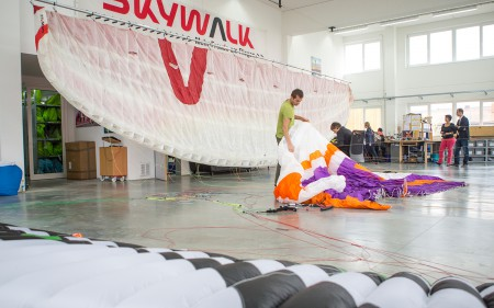 SKYWALK-Workshop