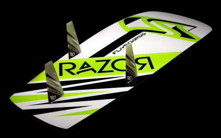 RAZOR Lightwind Race